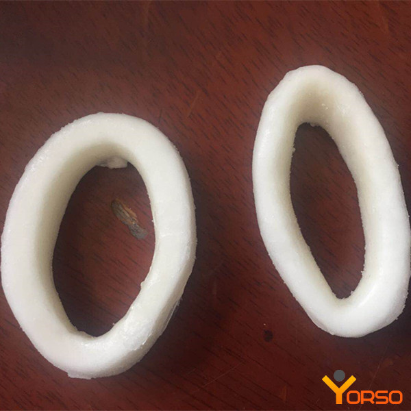 Squid rings, 3 to 9 cm, 1/10
