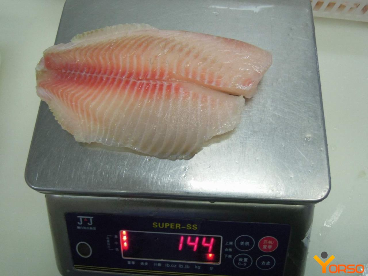 Nile Tilapia Frozen Fillet 5 7 7 9 1 10